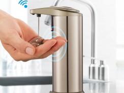 GynTi, votre distributeur de savon pour la cuisine et la salle de bain